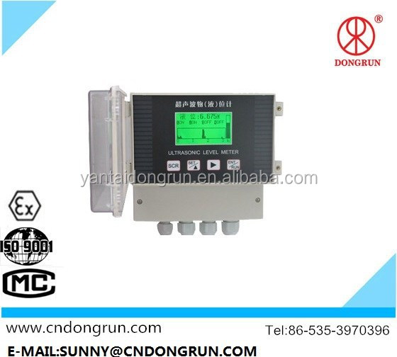 Ultrasonic liquid Level gauge/manufacturer/world advanced level