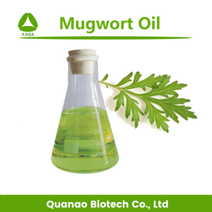 Natural Plant Mugwort Leaf Extract Essence Oil / Wormwood Oil /Absinthe Oil