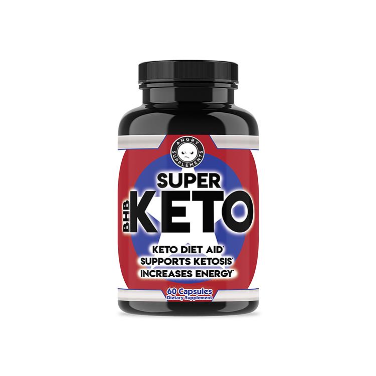 super keto diet weight loss supplement