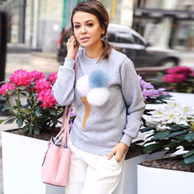 2016 women fashion knitwear women woolen sweater designs for ladies