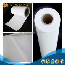 White/Transparent Pvc Roll Printable Self Adhesive Vinyl Sticker Solvent Print Media
