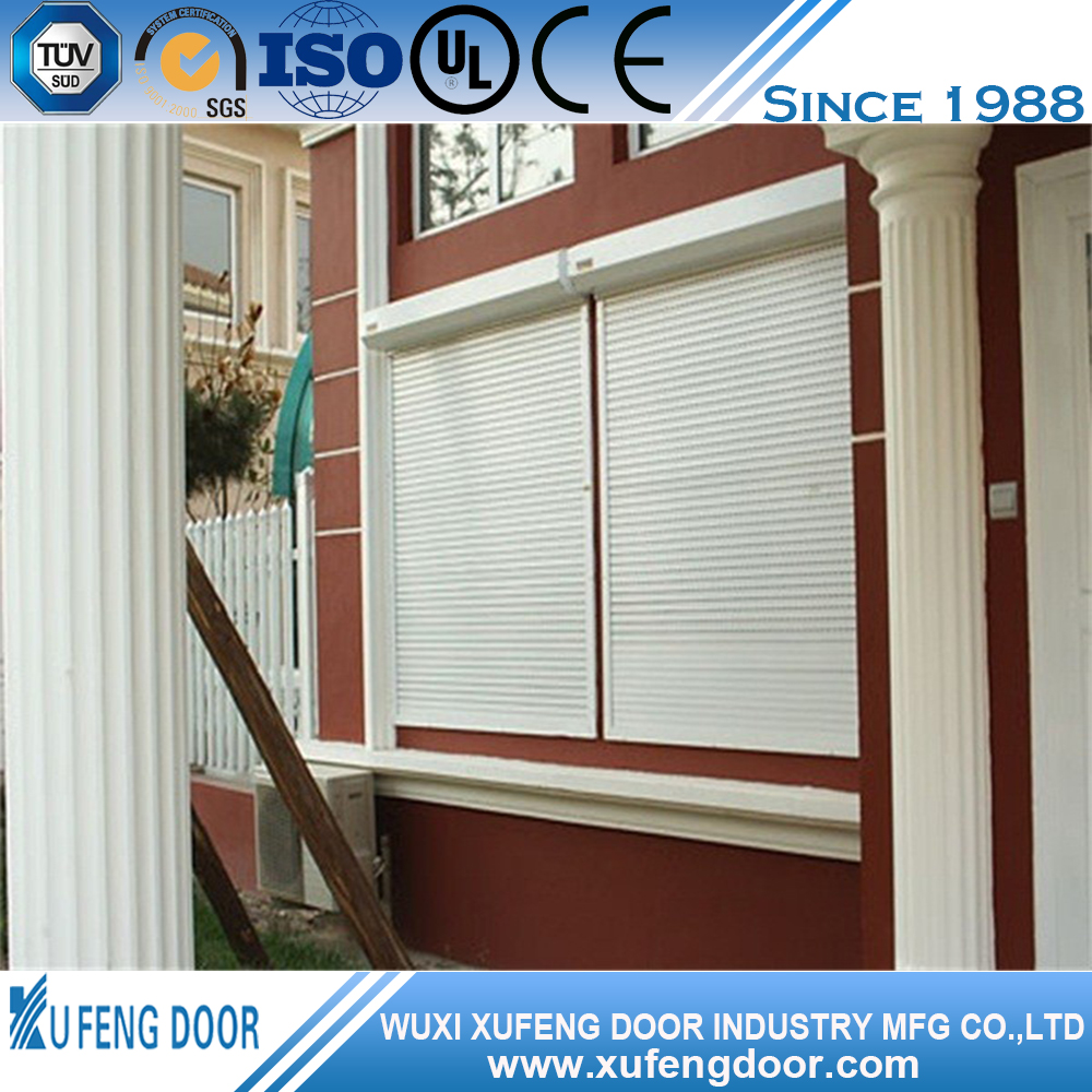 Aluminum Alloy Automatic Semi-Industrial Rolling Shutters