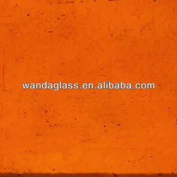 Amber Sheet Glass Manufacturer In China Colored