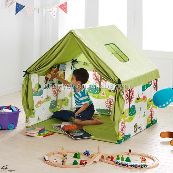 Kids Play Tent Cotton Tent Indoor Play House Buy Kids