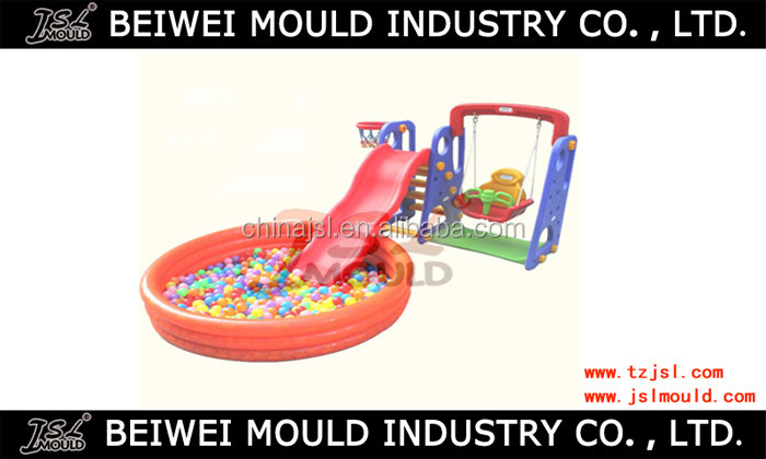 new quality plastic injection slider mould