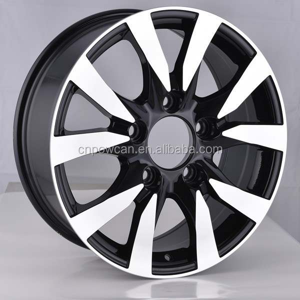 4x4 Alloy Wheels with PCD 5X150