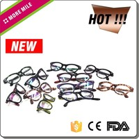 Glasses frameless fashion
