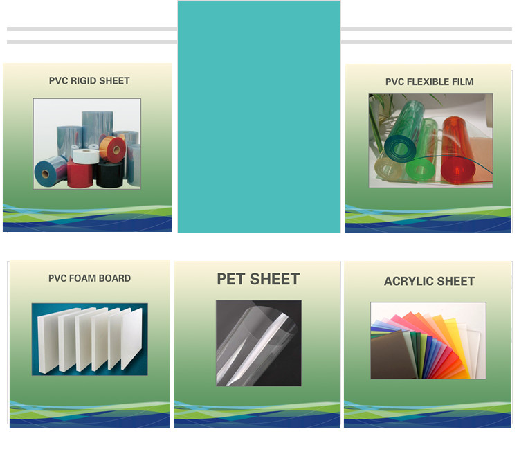 PVC Sheet Thickness Soft PVC Film In Rolls Clear PVC Plastic Sheet for Packing Decoration