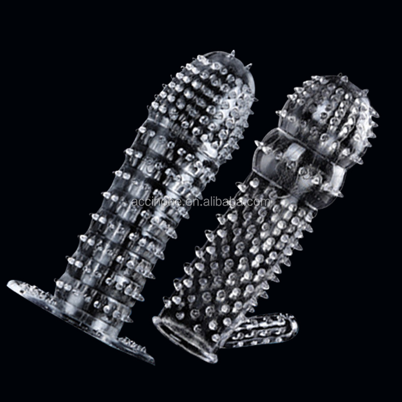 Active Reusable Condoms For Men Penis Ring Adult Toy Dick Sleeve Cock Ring Realistic Penis Male Delay Ejaculation Bulk Condom Big Dildo Safer Sex