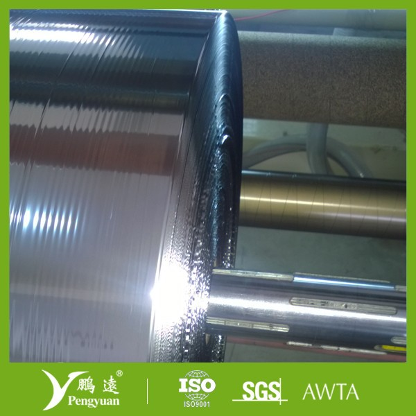 Metalized Mylar Film For Reflective Facer Of Radiant Barrier Foil