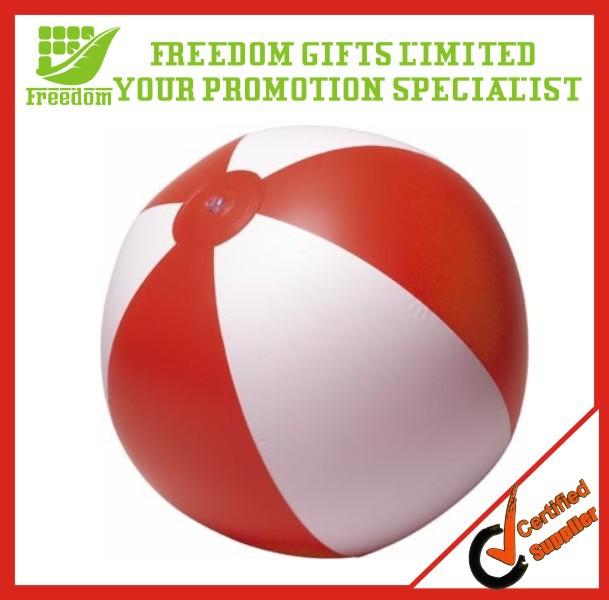 Wholesale Customized Brand Printed PVC Beach Balls
