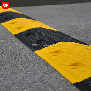 Factory Outlets Plastic road hump speed breaker humps