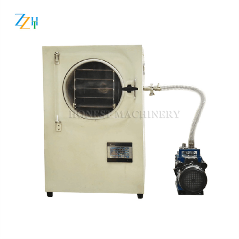 Commercial Fruit Freeze Drying Machine / Professional Durian Freeze Dry