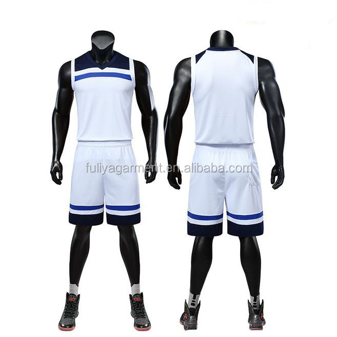 Breathable Reversible Basketball Jersey Basketball Jersey Design