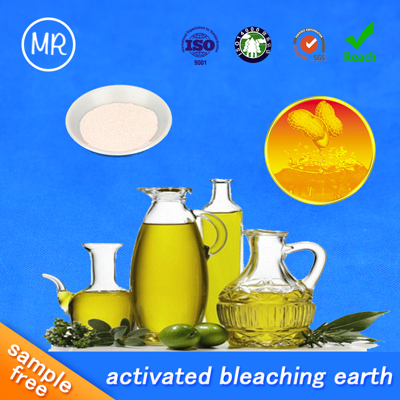 Tonsil Grage Activated Bleaching Earth Acid Bentonite For Soybean ...