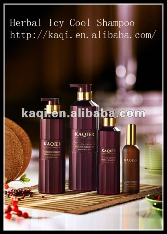 KAQIER Icy Cool Summer Shampoo