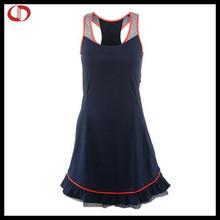 46b24eaf54 Personalizado sexy directo vestido de niña vestido de tenis de las mujeres falda  de tenis