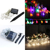 Factory Designed Fashionable Multicolor Solar Wedding Lights, solar led wedding lights, wedding led string lights