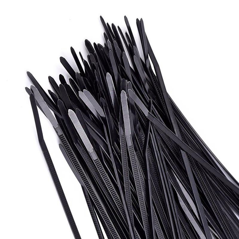 High Temperature Resistant Nylon Self-locking plastic kabelbinder