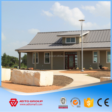 ADTO Group Cheap Prefab Steel Structure House, Famous Steel Structure Buildings Design with High Quantity For Sale