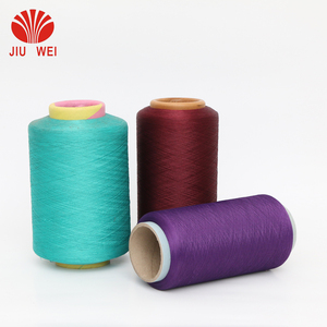 Eco-Friendly Air Spandex covered polyester elastic knitting yarn