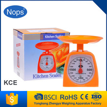 KCE Beautiful product TS-708 sf 400a mechanical kitchen scale from manufacturer