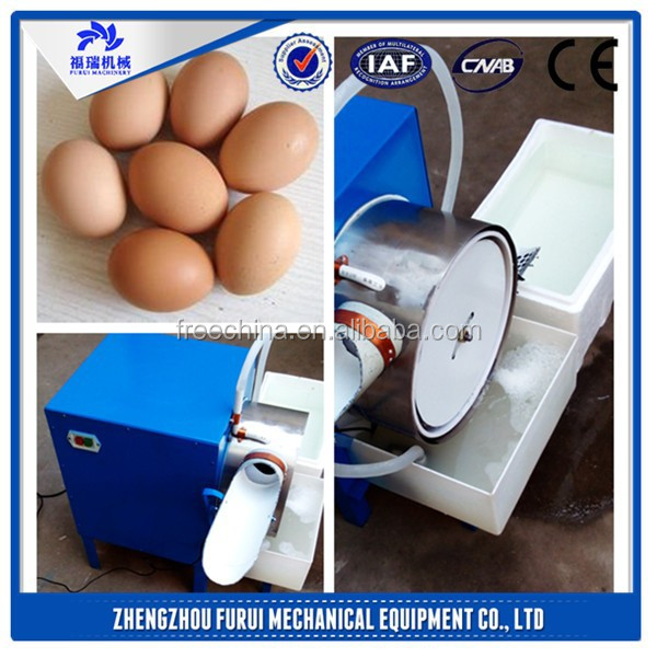 Hot sale egg processing machine/egg cleaning equipment