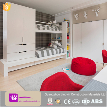 Modern 2 Door Bedroom Wardrobe Design Children Furniture ...