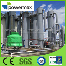 biomass gasification chp power plant for electricity generation