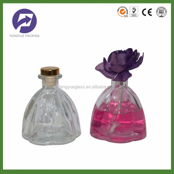 Cheapest 40ml Decorative Glass Diffuser Bottle With Stopper Cork Impressive Decorative Glass Bottles With Stoppers
