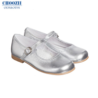 Choozii Party Flat Shoes Princess Girls Mary Jane Shoes for Kids 2019