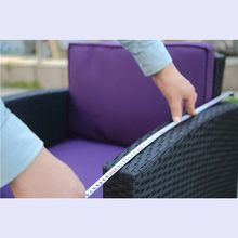 Alibaba Hot selling of rope chair garden outdoor furniture