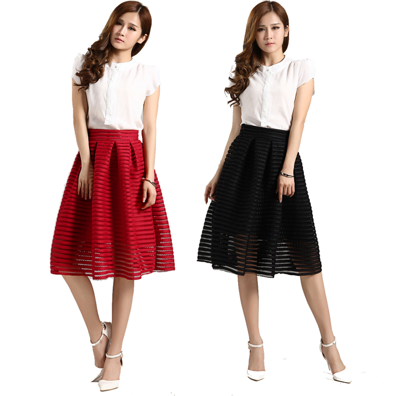 Cheap High Waist Puffy Skirt, find High Waist Puffy Skirt deals on ...