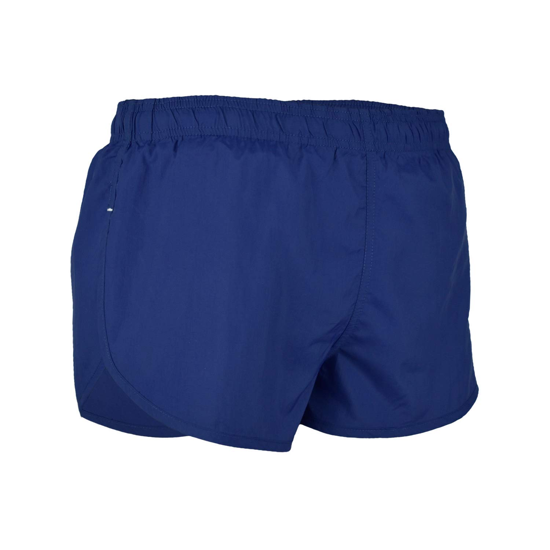 2aba360fefd0 Get Quotations · VBRANDED Men s Basic American Flag Running Shorts and Swimwear  Trunks Navy L