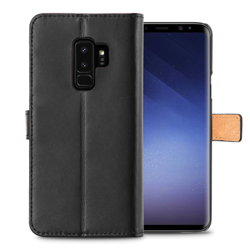 the best attitude cfc42 5500d For Samsung S9 Leather Case Genuine Leather Wallet Full Body Cover Case For  Samsung Galaxy S9 - Buy For Samsung S9 Case,For Samsung S9 Leather ...