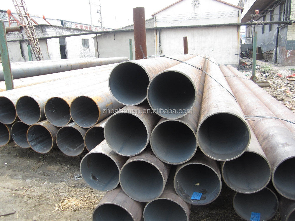 ASTM standard seamless high pressure steel boiler tube for Machanical