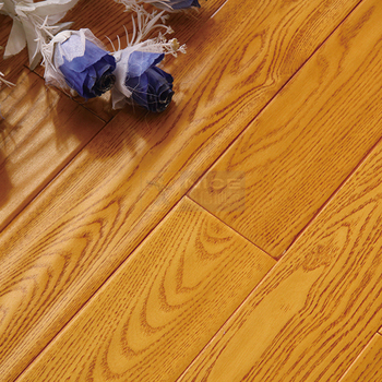 Natural Oak Wooden Floor Quality Solid Wood Flooring