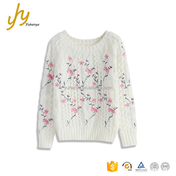 Custom embroidered Port Authority ® Sweater Vest. SW286