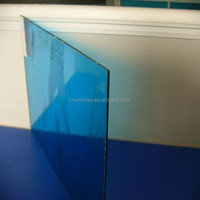 Glass plain high strong polycarbonate PC enduranced solid sheets
