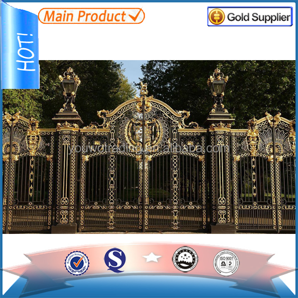 stainless steel grill door design used wrought iron door gates