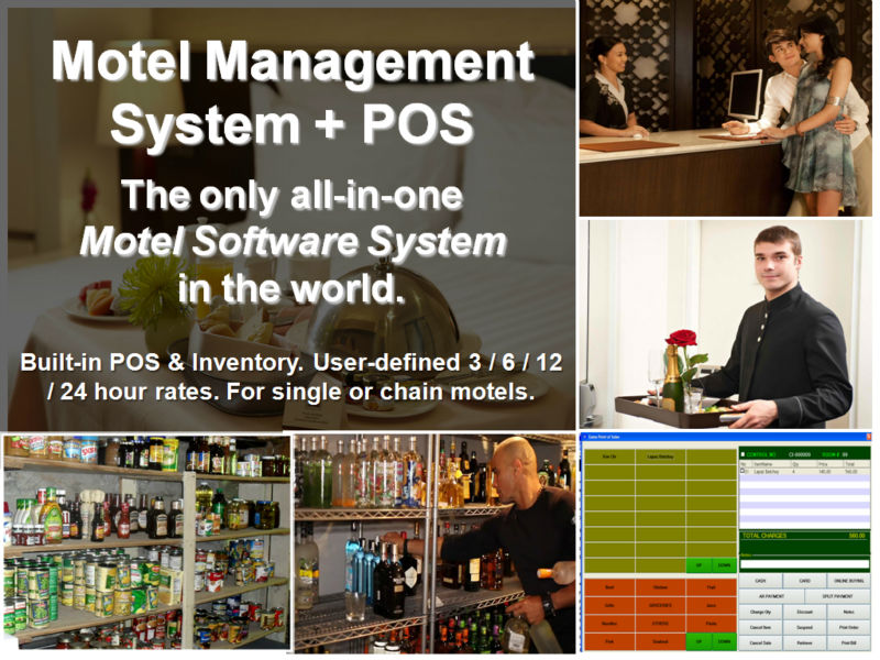 MOTEL POS POINT OF SALE SOFTWARE PHILIPPINES