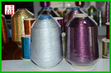 unusual style metallic yarn MH lurex zari thread