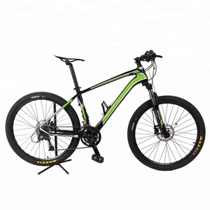 New model Y14 mountain bicycle 27 speed carbon fiber bike moutain bike