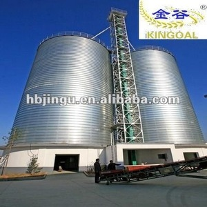 Hebei Kingoal Machinery products 3000 ton grain silo