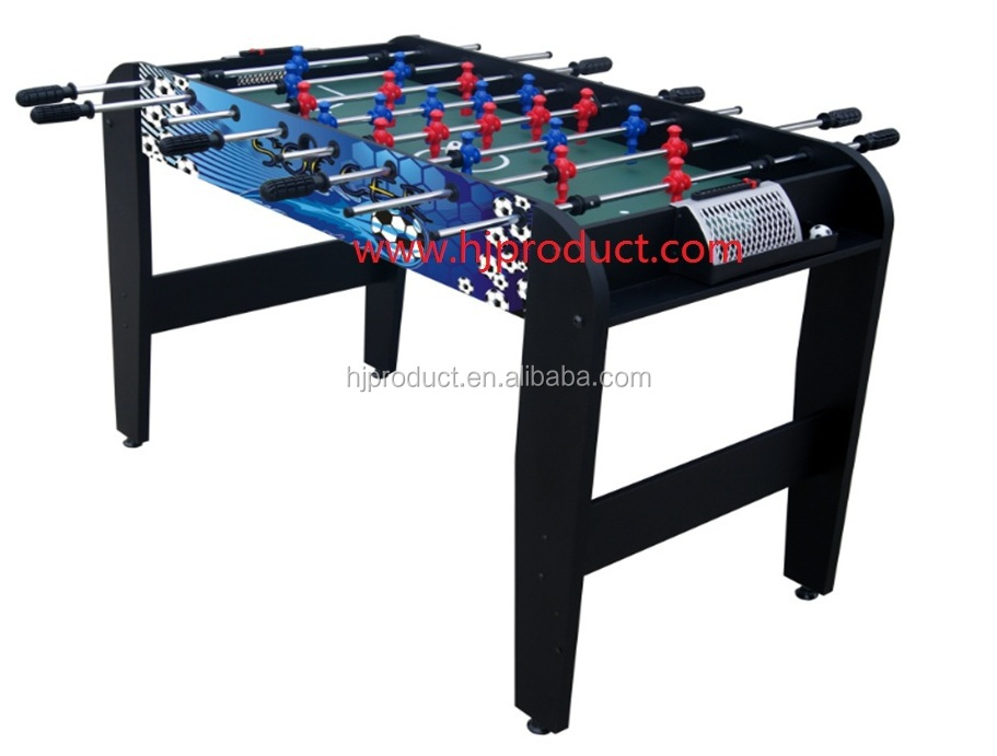 Factory Of Hot Selling MDF Small Size Kids Foosball Table Football Table  Kicker Babyfoot Soccer Game