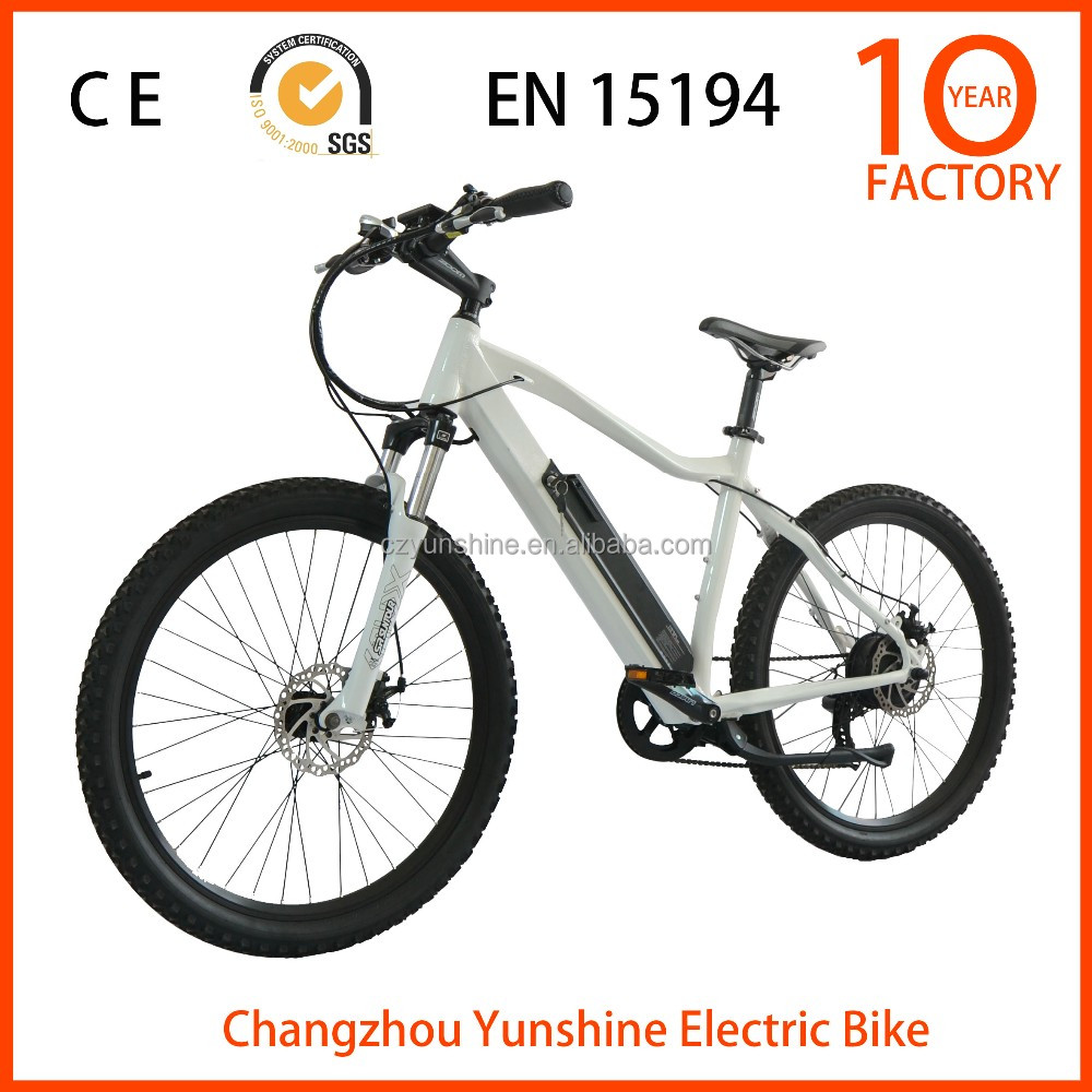 Changzhou Yunshine green power electric bicycle, &lt30km/h Max Speed electronic bike with positive feedbacks