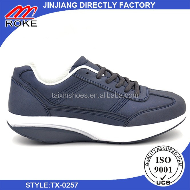 new men shoes to shake breathable leather shoes sneakers