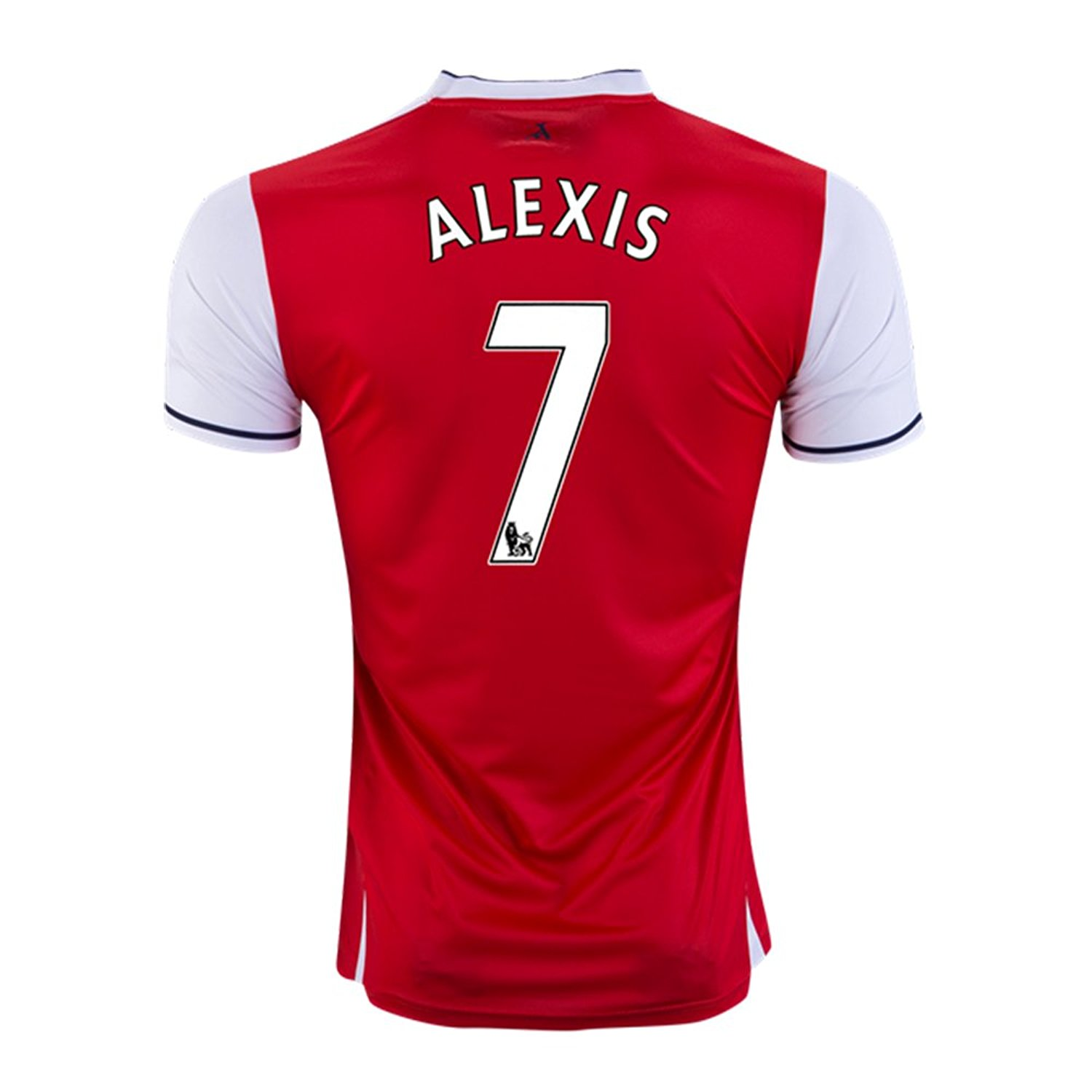 Puma Mens Alexis #7 Official Arsenal 2016/17 Home Soccer Jersey W Patches