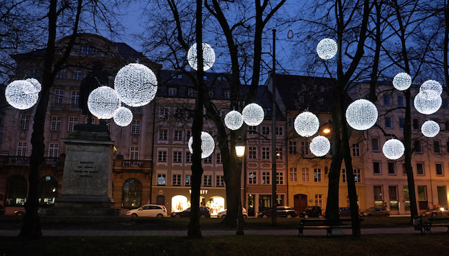 3d led holiday lights christmas lights sphere large outdoor the led christmas sphere is handmade delicate for eyeball catching during the holiday mozeypictures Images