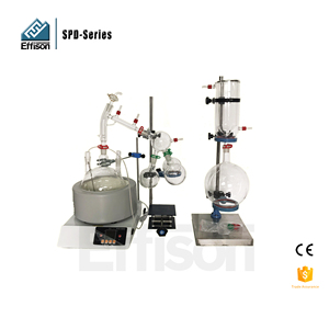 New Electric 20l Short Path Vacuum Distillation / Rotary